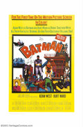"""Movie Posters:Fantasy, Batman Lot (20th Century Fox, 1966). (2) One Sheet (27"""" X 41"""") """"Holy Heritage! Talk about your dynamic duo!"""" This lot consis..."""