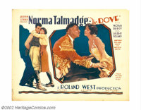 """Dove, The (United Artists, 1927). Half Sheet (22"""" X 28""""). This romance is set in turn of the century Mexico an..."""