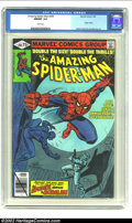 Modern Age (1980-Present):Superhero, Amazing Spider-Man #200 (Marvel, 1980) CGC NM/MT 9.8 White pages.This stunning copy is tied for the highest graded and just...