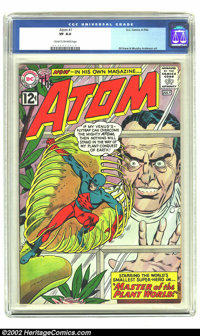 The Atom Lot of 1-38 + Atom and Hawkman 39-45 (DC, 1962-1969). Offered here is an incredible, full set of the Atom. Ever...