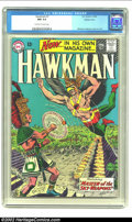 Silver Age (1956-1969):Superhero, Hawkman #1 Western Penn pedigree (DC, 1964) CGC NM 9.4 Off-white towhite pages. Here is an outstanding pedigree copy of thi...
