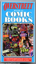 Memorabilia:Comic-Related, The Overstreet World of Comic Books Video (Threshold Home Video, 1994) Condition: VF. Robert M. Overstreet and Tom Barker cr...