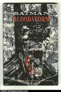 Modern Age (1980-Present):Miscellaneous, Batman: Bloodstorm ( DC 1994) Condition: NM. Here is one of the top titles of the '90s to have in your collection. This firs...
