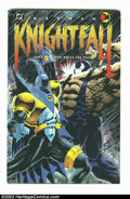 "Modern Age (1980-Present):Miscellaneous, Batman: Nightfall (DC 1993) Condition: NM- . Here is part two of the series in, ""Who Rules the Night"" and is signed by Julie..."