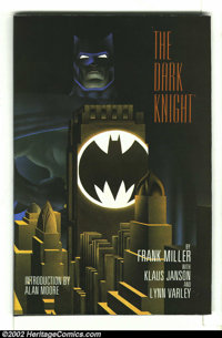 "Batman: The Dark Knight Limited Edition Special ""X"" (DC 1986 0) Condition: VF. Not only is this Julius' very o..."