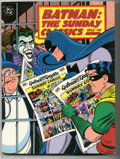 Modern Age (1980-Present):Miscellaneous, Batman: The Sunday Classics 1943-46 (DC and Kitchen Sink Press, 1991) Condition: VG. This softcover graphic novel sports a J...