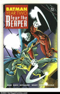 Modern Age (1980-Present):Miscellaneous, Batman: Year Two, Fear the Reaper (DC 1991) Condition: NM+. This immaculate copy came directly from the personal library of ...