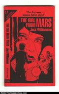 Modern Age (1980-Present):Miscellaneous, The Girl From Mars/The Prince of Space (Gryphon Book 1998) Condition: NM-. Written in 1928 by Jack Williamson, Julius has ad...