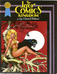 The Iger Comics Kingdom (Blackthorne, 1985) Condition: VF/NM. This is a copy of The Iger Comics Kingdom which is signed...