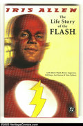 Modern Age (1980-Present):Miscellaneous, The Life Story of the Flash (DC 1997) Condition: NM. As told from the point of view of Iris Allen, this issue chronicles the...