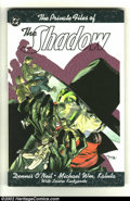 Modern Age (1980-Present):Miscellaneous, The Private Files of the Shadow (DC 1989) Condition: VF. Here is the highly sought-after Shadow hardcover by Mike Kaluta...