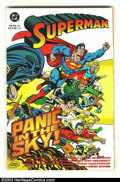 Modern Age (1980-Present):Miscellaneous, Superman: Panic in the Sky! (DC 1993) Condition: NM - 9.2. Here is a classic line-up of the best DC has to offer with Simons...