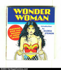 Memorabilia:Comic-Related, Wonder Woman Picture Book. (Abbeville Press 1995) Condition: NM. With an introduction by Gloria Steinem and over 300 photos ...