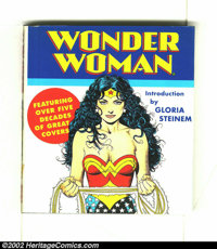 Wonder Woman Picture Book. (Abbeville Press 1995) Condition: NM. With an introduction by Gloria Steinem and over 300 pho...
