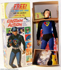Memorabilia:Comic-Related, Captain Action - Third Issue Box (Ideal, 1967). As if the rest of our Captain Action offerings were not enough, here we have...