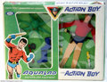 Memorabilia:Comic-Related, Action Boy Aqualad Uniform Set (Ideal, 1967). During his brief tenure as Captain Action's sidekick, Action Boy was allotted ...