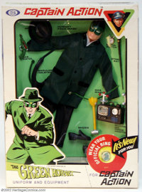 Captain Action Green Hornet Uniform Set (Ideal, 1967). Make way for the Holy Grail! Although Spider-Man is tough (and in...