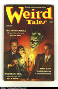 Pulps:Science Fiction, Weird Tales Pulp Group Lot of 11 (Popular Fiction, 1939) Averagecondition: FN. Classic, classic, classic. This eleven-issue...(Total: 11 Comic Books Item)