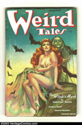 Pulps:Science Fiction, Weird Tales Pulp Group Lot Of 11 (Popular Fiction, 1938) Averagecondition: FN. Everyone has their favorite Brundage cover, ...(Total: 11 Comic Books Item)