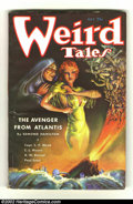 Pulps:Science Fiction, Weird Tales Pulp Group Lot Of 6 (Popular Fiction, 1935) Averagecondition: VG/FN. The cover colors on these Brundage books a...(Total: 6 Comic Books Item)