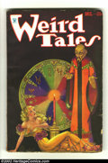Pulps:Science Fiction, Weird Tales Pulp Group Lot Of 4 (Popular Fiction, 1933-1934)Average condition: VG. Brundage women are just so beautiful, an...(Total: 4 Comic Books Item)