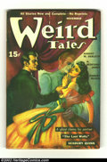 Pulps:Science Fiction, Weird Tales Pulp Group Lot Of 12 (Popular Fiction, 1940 - 1941)Average condition: VG. Here is a lot of twelve classic pulps...(Total: 12 Comic Books Item)