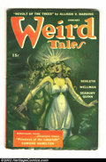 Pulps:Science Fiction, Weird Tales Pulp Group Lot Of 17 (Popular Fiction, 1945 - 1948)Average condition: GD+. While you can certainly fall in love...(Total: 17 Comic Books Item)