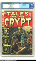 Golden Age (1938-1955):Horror, Tales From the Crypt #26 Gaines File pedigree (EC, 1951) CGC NM+9.6 Off-white to white pages. Yep, it's another Gaines File...