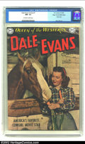 Golden Age (1938-1955):Western, Dale Evans Comics #7 Mile High pedigree (DC, 1949) CGC NM- 9.2Off-white to white pages. With the pedigree and incomparable ...