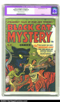 Golden Age (1938-1955):Horror, Black Cat Mystery #31 (Harvey, 1951) CGC Apparent VF/NM 9.0 Slight(A) Cream to off-white pages. The Black Cat is retired wi...
