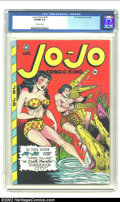 Golden Age (1938-1955):Adventure, Jo-Jo Comics #18 (Fox Features Syndicate, 1948) CGC VF/NM 9.0 Off-white pages. Jo-Jo? Who's Jo-Jo? All we really care about ...