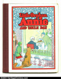 Platinum Age (1897-1937):Miscellaneous, Little Orphan Annie #9 (Cupples & Leon, 1934) Condition = FN+.Annie and Uncle Dan are teamed up in this last issue of the s...