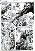 Original Comic Art:Panel Pages, Gene Colan and Frank Giacoia - Original Art for Tales of Suspense#86 (Marvel, 1967). Here is a real treat from the Silver A...