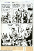 """Original Comic Art:Panel Pages, Russ Heath - Original Art for Our Army at War #241, Partial 12-pageStory, """"War Story"""" (DC, 1972). Few artists come to mind,..."""