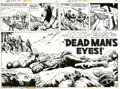 "Original Comic Art:Complete Story, Russ Heath - Original Art for Our Army at War #281, Complete12-page Story, ""Dead Man's Eyes!"" (DC, 1975). One of the most b..."