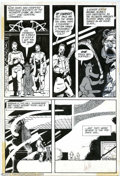 Original Comic Art:Panel Pages, Dave Sim - Original Art for Cerebus #1, page 19 (Aardvark-Vanaheim,1977). With a humble beginning, writer and artist Dave S...