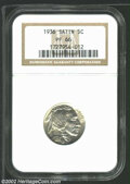 Proof Buffalo Nickels: , 1936 Type One--Satin Finish PR 66 NGC. The current Coin ...