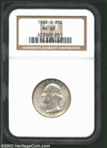 Washington Quarters: , 1932-S MS65 NGC. The current Coin Dealer Newsletter (...