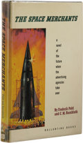 Books:Signed Editions, Frederik Pohl and C.M. Kornbluth: The Space Merchants Signedby Pohl. (New York: Ballantine Books, 1953), first edit...