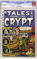 Golden Age (1938-1955):Horror, Tales From the Crypt #25 Gaines File pedigree (EC, 1951) CGC NM+9.6 Off-white pages....