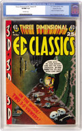 Golden Age (1938-1955):Horror, Three Dimensional EC Classics #1 Gaines File pedigree (EC, 1954)CGC VF/NM 9.0 Off-white pages....