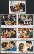 "Movie Posters:Comedy, Made in Paris (MGM, 1966). Lobby Cards (7) (11"" X 14""). Comedy. Starring Ann-Margret, Louis Jourdan, Richard Crenna and Edie... (Total: 7 Items)"