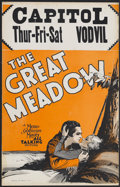 """Movie Posters:Adventure, The Great Meadow (MGM, 1931). Window Card (14"""" X 22""""). Adventure.Starring Johnny Mack Brown, Eleanor Boardman, Lucille La V..."""