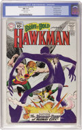 Silver Age (1956-1969):Superhero, The Brave and the Bold #36 Hawkman - Western Penn pedigree (DC,1961) CGC NM 9.4 White pages....