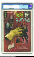 Bronze Age (1970-1979):Horror, Dark Shadows #12 File copy (Gold Key, 1972) CGC NM+ 9.6 Off-whitepages. Highest graded copy. Fantastic painted cover on thi...