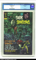 Bronze Age (1970-1979):Horror, Dark Shadows #21 File copy (Gold Key, 1973) CGC NM+ 9.6 Off-whitepages. No copies graded higher. Fantastic painted cover on...
