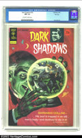Bronze Age (1970-1979):Horror, Dark Shadows #25 File copy (Gold Key, 1974) CGC NM 9.4 Off-white towhite pages. Fantastic painted cover on this file copy. ...
