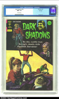 Bronze Age (1970-1979):Horror, Dark Shadows #26 File copy (Gold Key, 1974) CGC NM+ 9.6 Off-whitepages. Highest graded copy. Fantastic painted cover on thi...