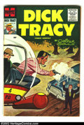 Silver Age (1956-1969):Adventure, Dick Tracy #101 (Harvey, 1956) Condition: VF+. Beautiful painted cover on this high-grade, early Silver Age book. Chester Go...