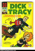 Silver Age (1956-1969):Adventure, Dick Tracy #111 (Harvey, 1957) Condition: VF+. Here is a really nice, high-grade copy. You may never find another one this n...